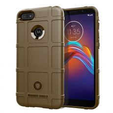 LN Rugged Case Moto E6 Play brown