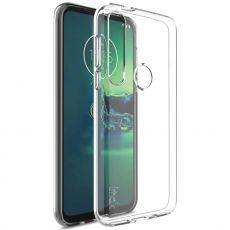 Imak läpinäkyvä TPU-suoja Moto G8 Plus