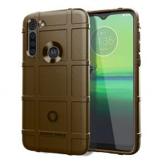 LN Rugged Case Moto G8 Power brown