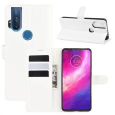 LN Flip Wallet Motorola One Hyper White