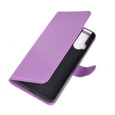 LN Flip Wallet Motorola One Hyper Purple
