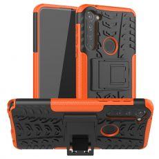 LN suojakuori tuella Moto G Pro Orange
