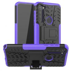 LN suojakuori tuella Moto G Pro Purple
