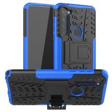 LN suojakuori tuella Moto G Pro Blue
