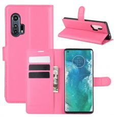LN Flip Wallet Motorola Edge+ Rose