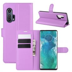 LN Flip Wallet Motorola Edge+ Purple