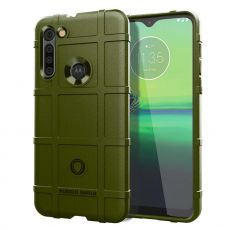 LN Rugged Shield Moto G8 Green