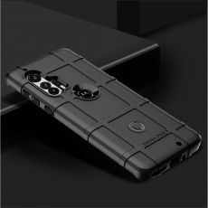 LN Rugged Shield Motorola Edge+ Black