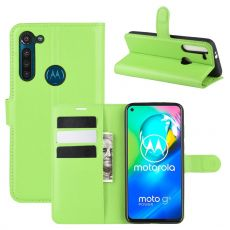 LN Flip Wallet Moto G8 Power Green