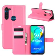 LN Flip Wallet Moto G8 Power Rose