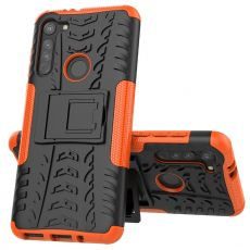 LN suojakuori tuella Moto G8 Orange