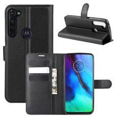 LN Flip Wallet Moto G Pro Black