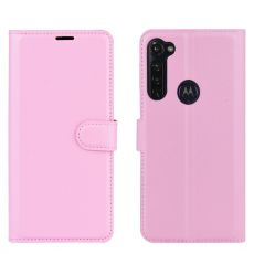 LN Flip Wallet Moto G Pro Pink