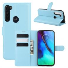 LN Flip Wallet Moto G Pro Blue