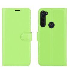 LN Flip Wallet Moto G Pro Green