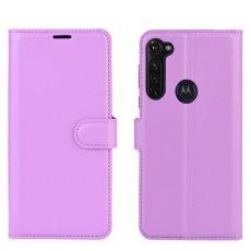 LN Flip Wallet Moto G Pro Purple