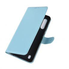 LN Flip Wallet Moto G8 Power Lite Blue