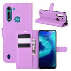 LN Flip Wallet Moto G8 Power Lite Purple