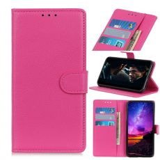 LN Flip Wallet Motorola Edge Rose