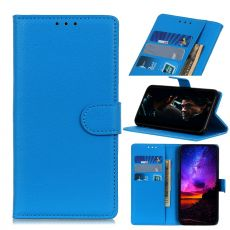 LN Flip Wallet Motorola Edge Blue
