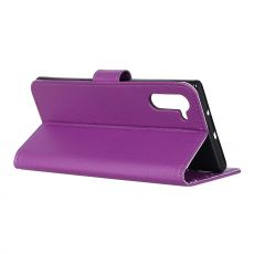 LN Flip Wallet Motorola Edge Purple