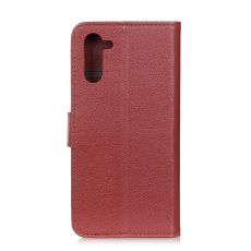 LN Flip Wallet Motorola Edge Brown