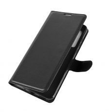 LN Flip Wallet Moto G8 Black