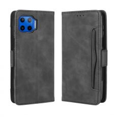 LN 5card Flip Wallet Moto G 5G Plus black