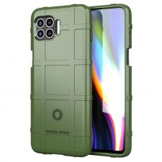 LN rugged case Moto G 5G Plus green