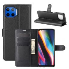 LN Flip Wallet Moto G 5G Plus black