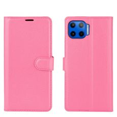 LN Flip Wallet Moto G 5G Plus rose
