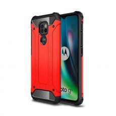 LN suojakuori Moto G9 Play red