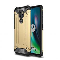 LN suojakuori Moto G9 Play gold