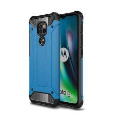 LN suojakuori Moto G9 Play blue