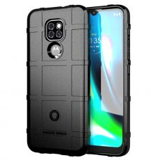 LN Rugged Shield Moto G9 Play Black