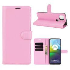 LN Flip Wallet Moto G9 Power Pink