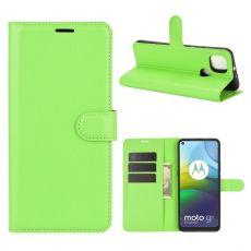 LN Flip Wallet Moto G9 Power Green