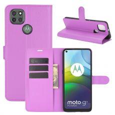LN Flip Wallet Moto G9 Power Purple
