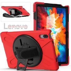LN suojakuori+hihna Lenovo Tab P11 Pro red