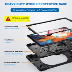 LN suojakuori+hihna Lenovo Tab P11 Pro black