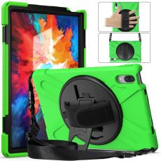 LN suojakuori+hihna Lenovo Tab P11 Pro green