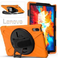 LN suojakuori+hihna Lenovo Tab P11 Pro orange