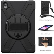 LN suojakuori+hihna Lenovo Tab P11 black