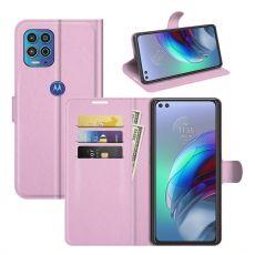 LN Flip Wallet Moto G100 pink