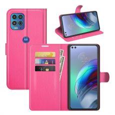 LN Flip Wallet Moto G100 rose