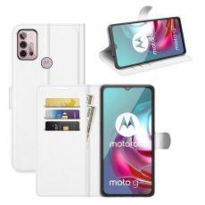 LN Flip Wallet Moto G10/G30 white