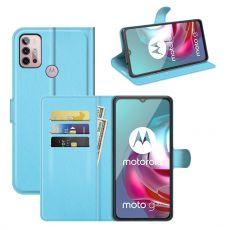 LN Flip Wallet Moto G10/G30 blue