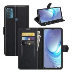 LN Flip Wallet Motorola Moto G50 black