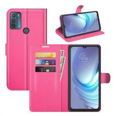 LN Flip Wallet Motorola Moto G50 rose