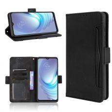 LN 5card Flip Wallet Motorola Moto G50 black